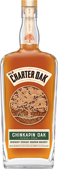 Old Charter Oak Chinkapin Bourbon Whiskey