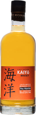 Kaiyo The Peated Mizunara Oak Japanese Whisky