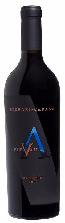 Ferrari-Carano Prevail Back Forty  Cabernet Sauvignon 2013