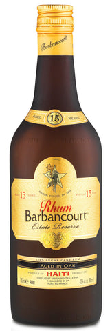 Barbancourt 15 Year Rhum