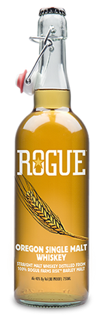Rogue Single Malt Whiskey - Wine Globe