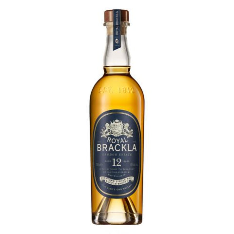 Royal Brackla 12 Year Single Malt Scotch Whiskey
