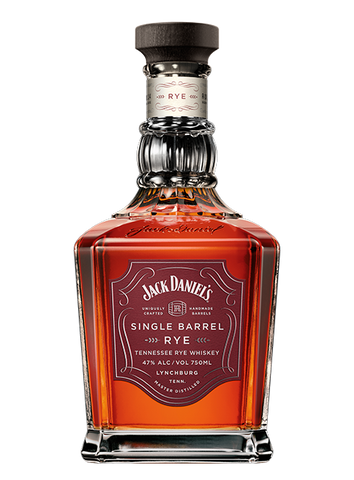 Jack Daniel's Single Barrel Rye Bourbon Whiskey