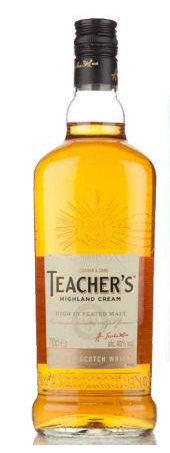 Teachers High Peated Blended Scotch Whiskey