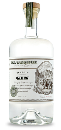 St. George Terroir Gin - Wine Globe