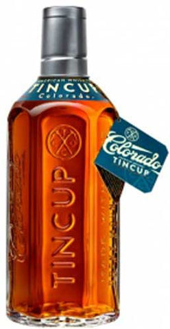 Tin Cup Blended Whiskey - Wine Globe