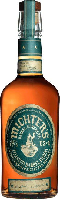 Michter's US*1 Limited Edition Toasted Barrel Finish Straight Rye