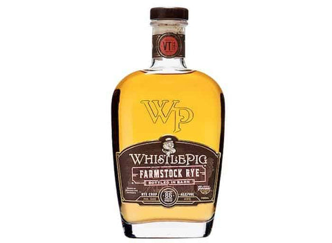 Whistlepig Farmstock Straight Rye Whisky