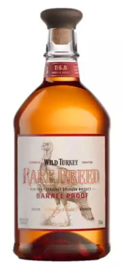 5503c306099 Wild Turkey Rare Breed Barrel Proof Bourbon