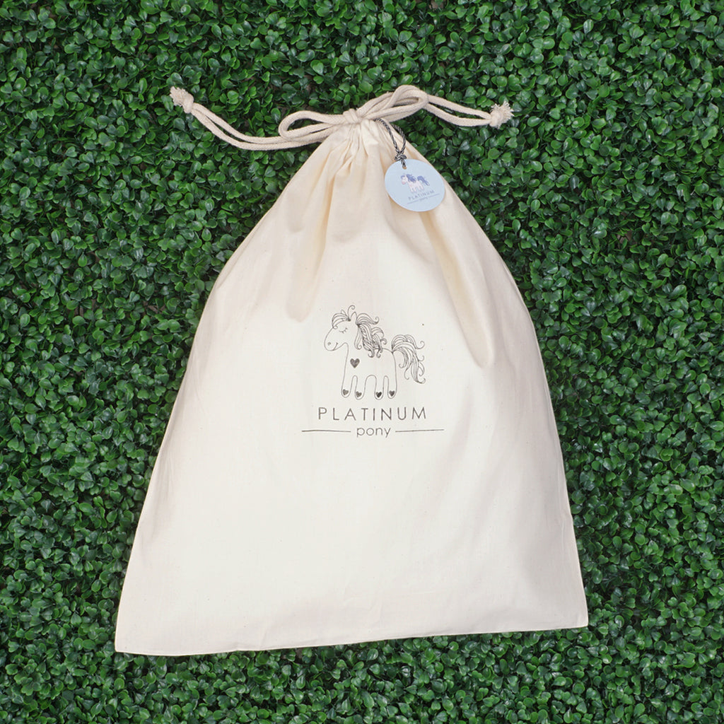 Platinum Pony Gift Bag