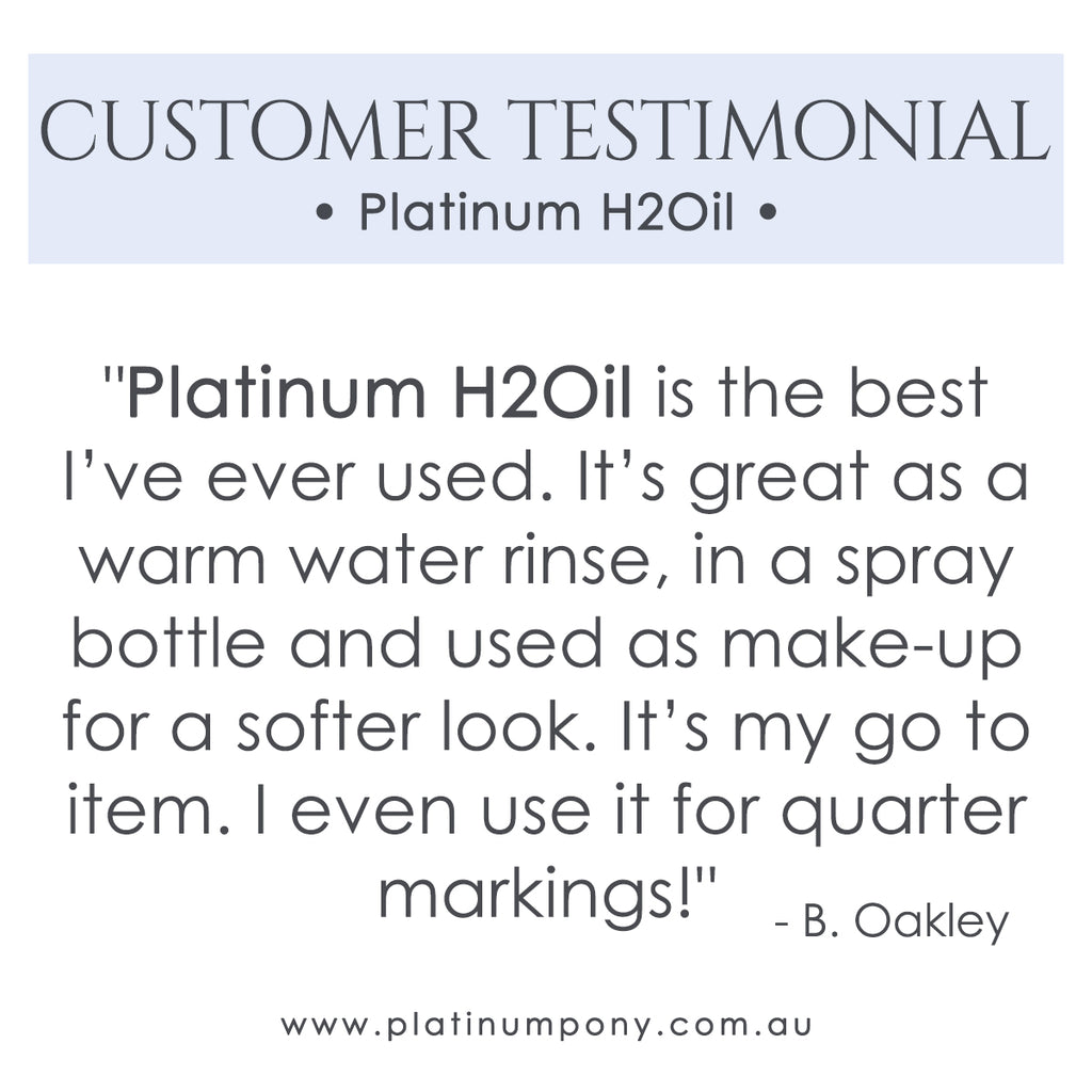 Platinum H2Oil