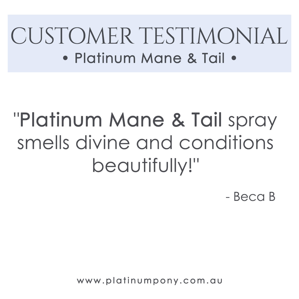 Platinum Mane & Tail Hydration Pamper Pack