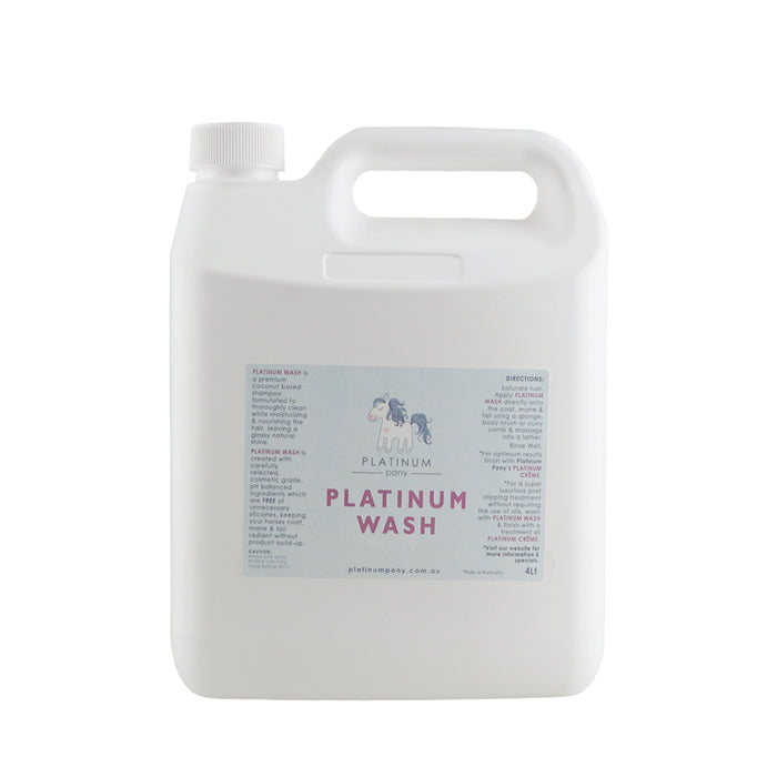 Platinum Wash - 4Lt