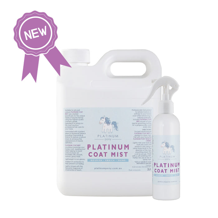 Platinum Coat Mist - 2Lt plus Bonus