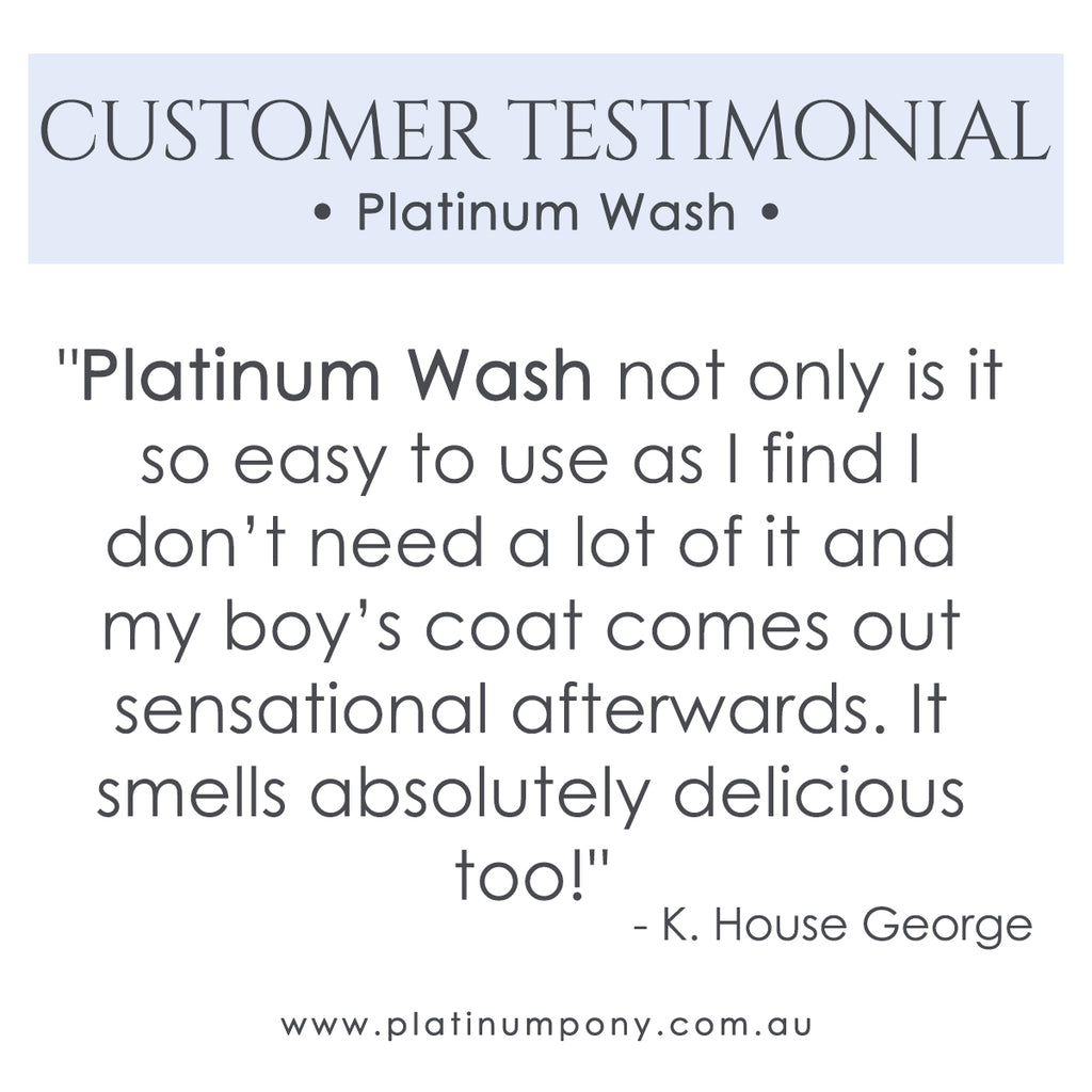 Platinum Wash - 1Lt