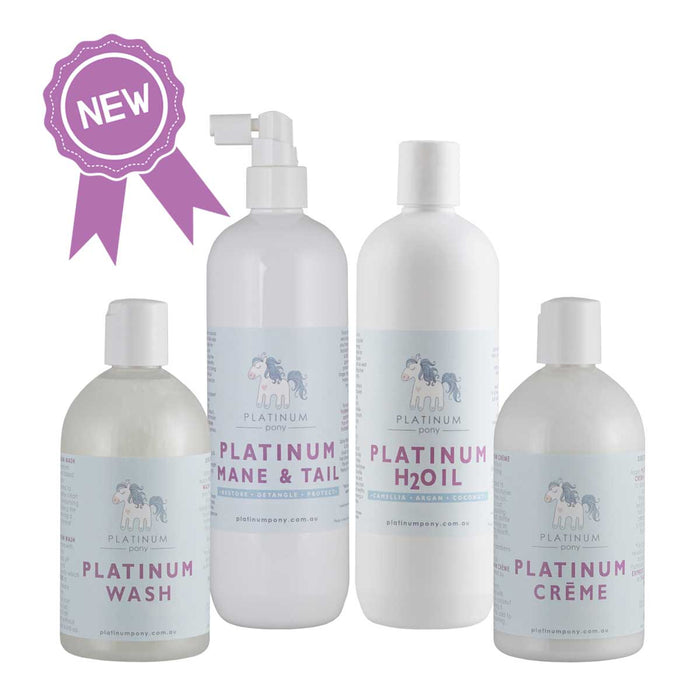 Platinum Revive & Shine Pamper Pack