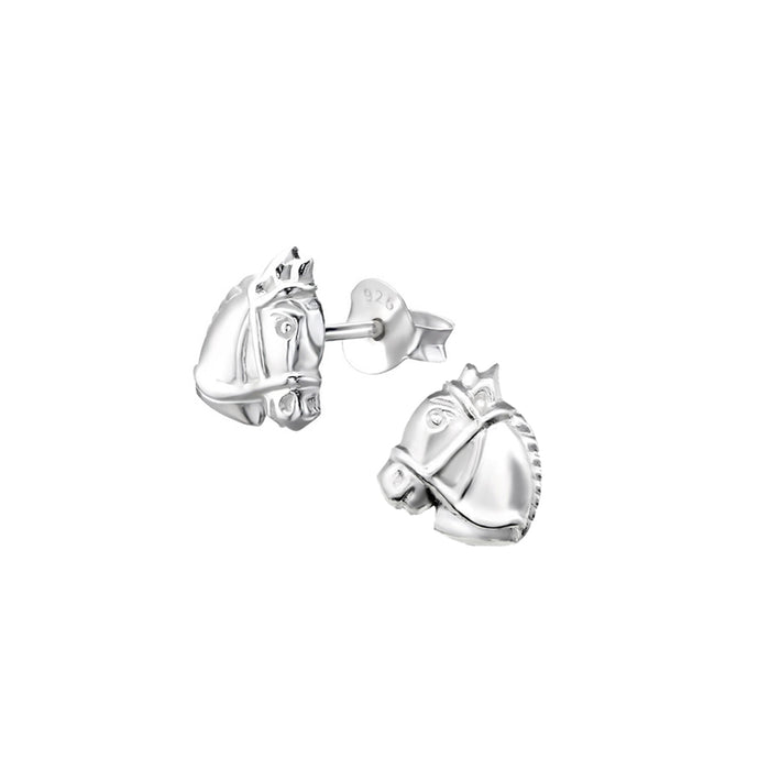 Sweet Petite Pony - .925 Sterling Silver