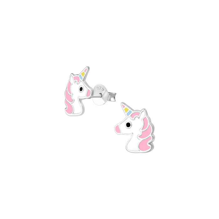 Unicorn Candy Earrings - .925 Sterling Silver