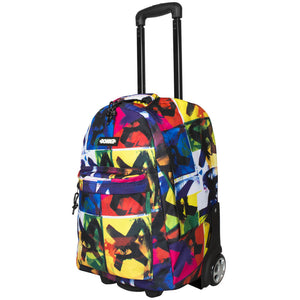 Bonne X-Eyes girls boys travel trolley, weekend bag, travel bag, carry-on bag, air travel bag for kids, teens, adults