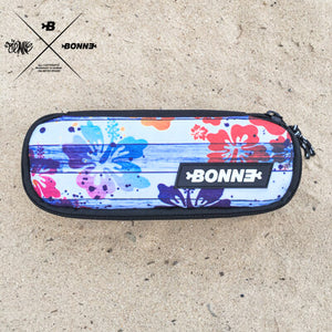 BONNE Hula amazingly cool, unique, stylish, fashionable, versatile, trendy and affordable Pencil case, Makeup Case, Makeup Bag, Cosmetic Case, Cosmetic Bag and Makeup Organiser for daily use and travel on beach sand