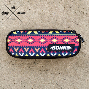 BONNE Machupicchu amazing cool, unique,stylish, fashionable, versatile, trendy and affordable Pencil case, Makeup Case, Makeup Bag, Cosmetic Case, Cosmetic Bag and Makeup Organiser for daily use and travel on beach sand
