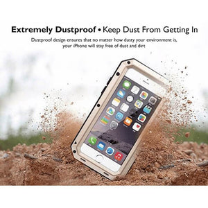 Heavy Duty Military Style Phone Case - iPhone 6Plus/6sPlus -Camouflage