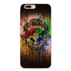 Harry Potter Hogwarts Crest phone case for iPhone 6, iPhone 6 Plus, iPhone 6s, iPhone  6s Plus, iPhone 7, iPhone 7 Plus