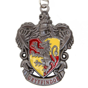 Harry Potter Jewellery Gryffindor House Crest Pendant Necklace with Medallion - Hematite