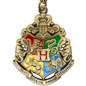Harry Potter Jewellery Hogwarts Crest Pendant Necklace with Medallion