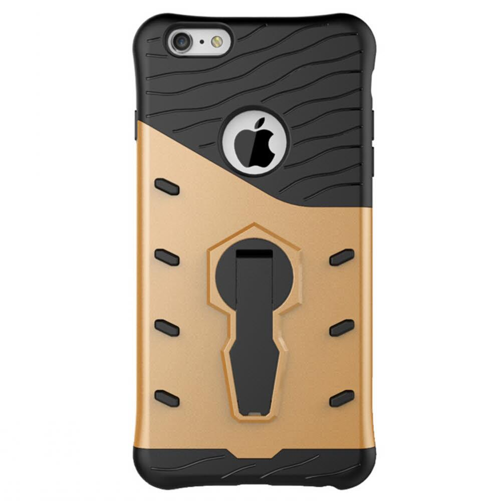 competitive price d029a 5c1bc Heavy Duty Phone Case - Raptor Gold | iPhone 6, 6s, 6P, 6sP, 7, 7P