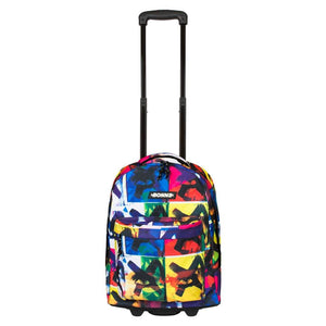 full front view of kids luggage, kids carry on luggage, kids travel luggage, kids luggage online, best kids luggage