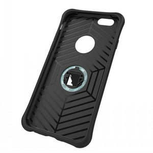 interior lines of blue raptor shockproof strong and rugged, slim, compact, lightweight, hard-soft protective cover and phone case for iPhone 6,iPhone 6s,iPhone 6 Plus, iPhone 6s Plus, iPhone 7 and iPhone 7 Plus