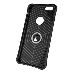 interior lines of silver shockproof strong and rugged, slim, compact, lightweight, hard-soft protective cover and phone case for iPhone 6,iPhone 6s,iPhone 6 Plus, iPhone 6s Plus, iPhone 7 and iPhone 7 Plus