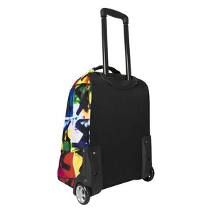rear view of kids luggage, kids carry on luggage, kids travel luggage, kids luggage online, best kids luggage
