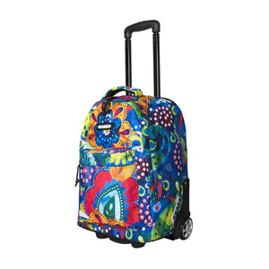 side view of kids luggage, kids carry on luggage, kids travel luggage, kids luggage online, best kids luggage