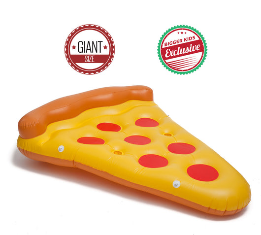 GIANT Pepperoni Pizza Slice Float