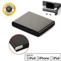 30pin Bluetooth Music Audio Receiver Adapter for Sounddock iPhone/iPod/iPad B
