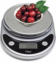 Pronto Digital Multifunction Kitchen and Food Scale, Elegant Black