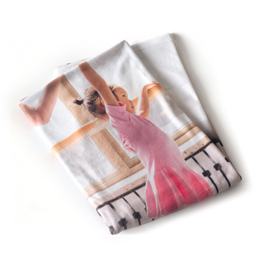 Photo Fleece Blankets
