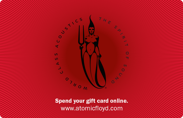 Gift Card - Atomic Floyd