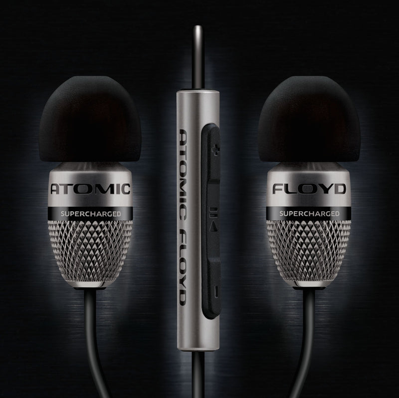 SuperDarts Titanium - Made For iPhone - Atomic Floyd