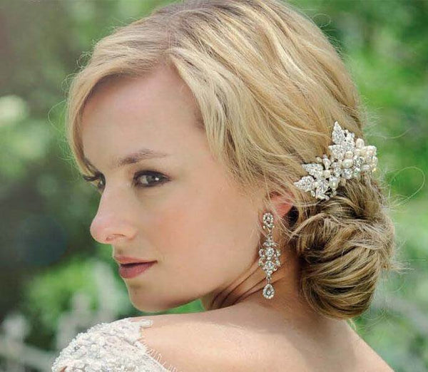 What Jewellery Style Works Best with Bridal Wear?