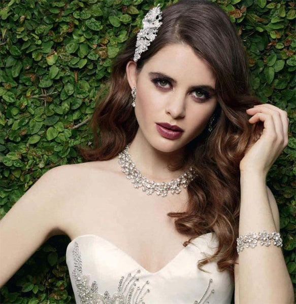 Adding Statement Jewellery to Your Bridal Style