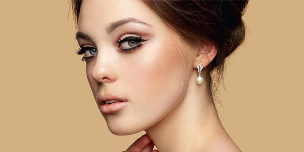 Drop Earrings: An Eternal Bridal Favourite