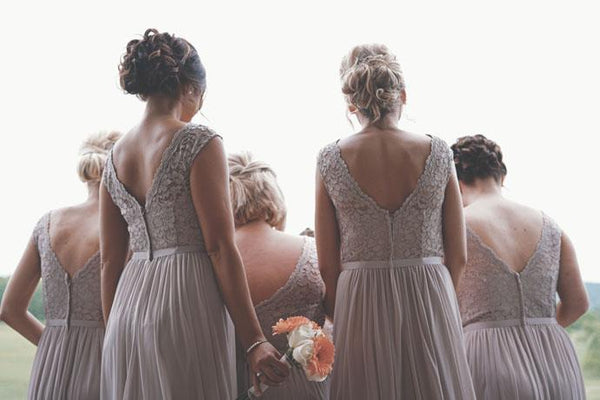 How To Choose Wedding Jewellery For Your Bridesmaids