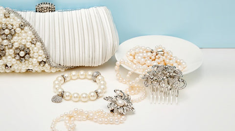 Pearls Make Gorgeous Wedding Jewellery