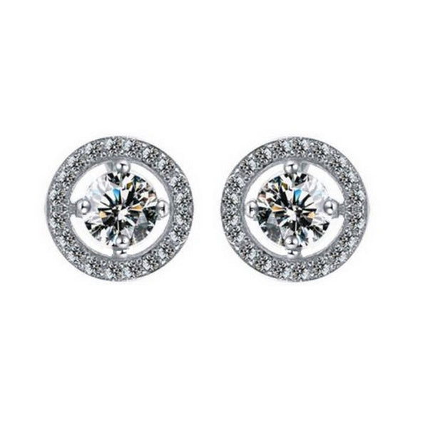 Kate Crystal Studs - Bella Krystal