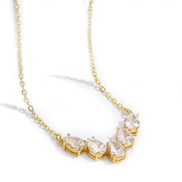 Urielle Crystal Necklace