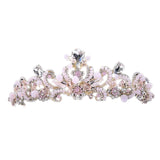 Stefania Princess Tiara in Pink