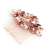 Tiana Shades of Rose Hair Comb